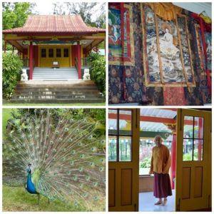 The Big Island, Hawaii Buddhist Temple