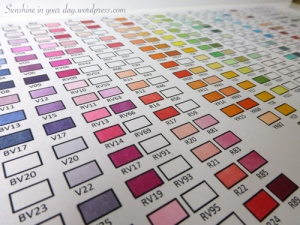 copic large color chart