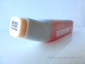 Copic refill ink