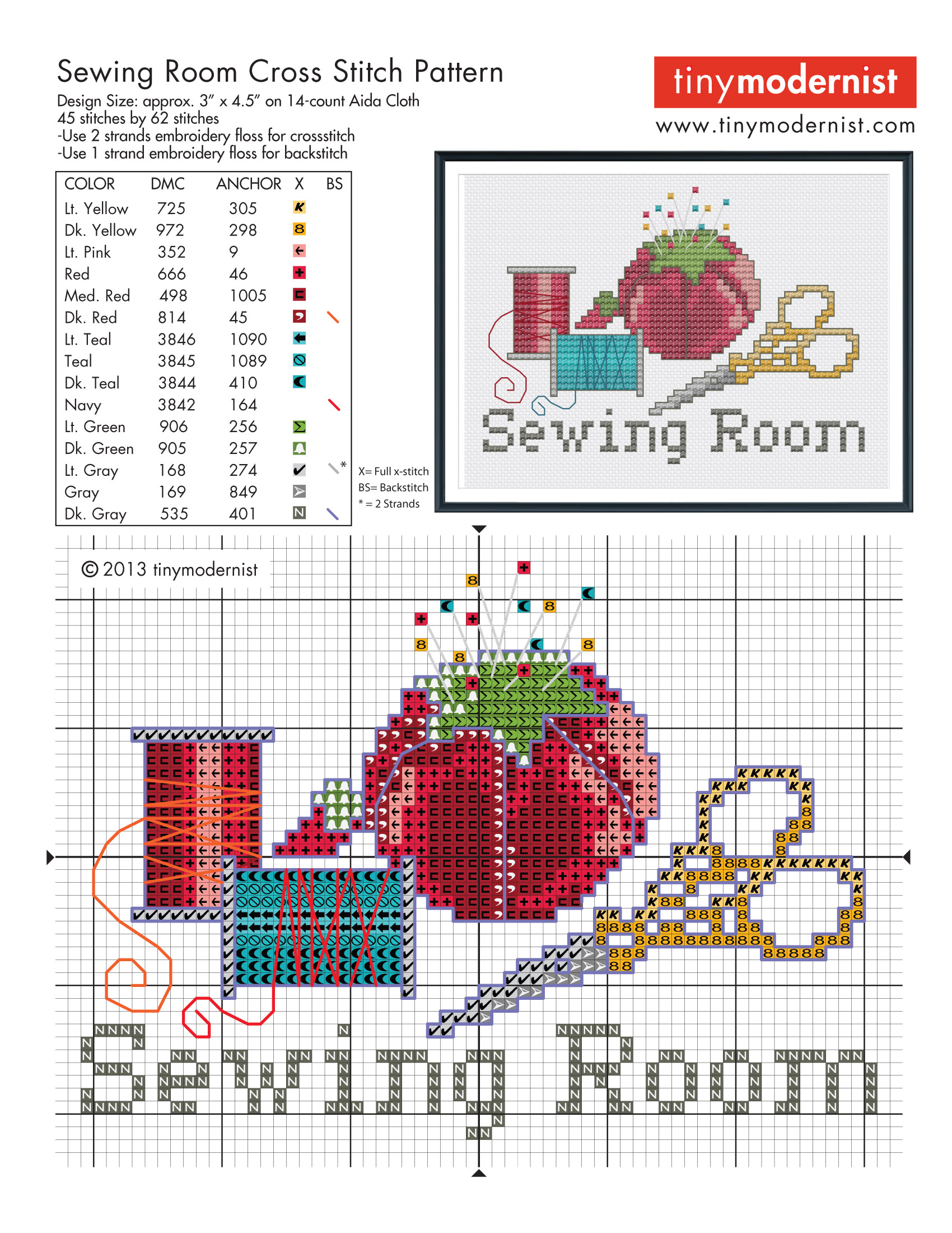 cross stitch sewing room sunshine in your day