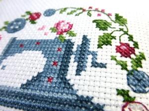 Sewing Machine CrossStitch